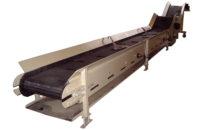 Convoyeur à tapis métallique