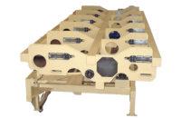 Structure de convoyeur