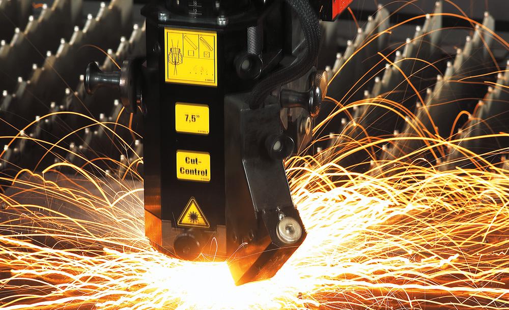Découpe laser tôlerie