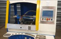 Machine pour montage de robinets
