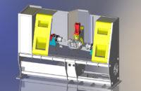 Machine pour insertion de joint sur bloc hydraulique